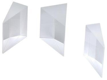 3B Scientific U14050, Set of 3 Piece Prisms U14050